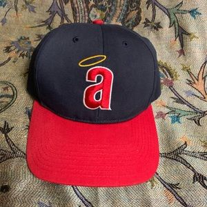 Los Angeles angels hat. Youth